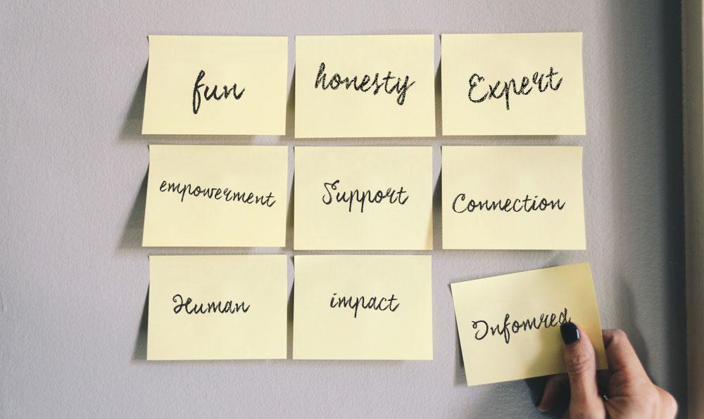 Brand-Values