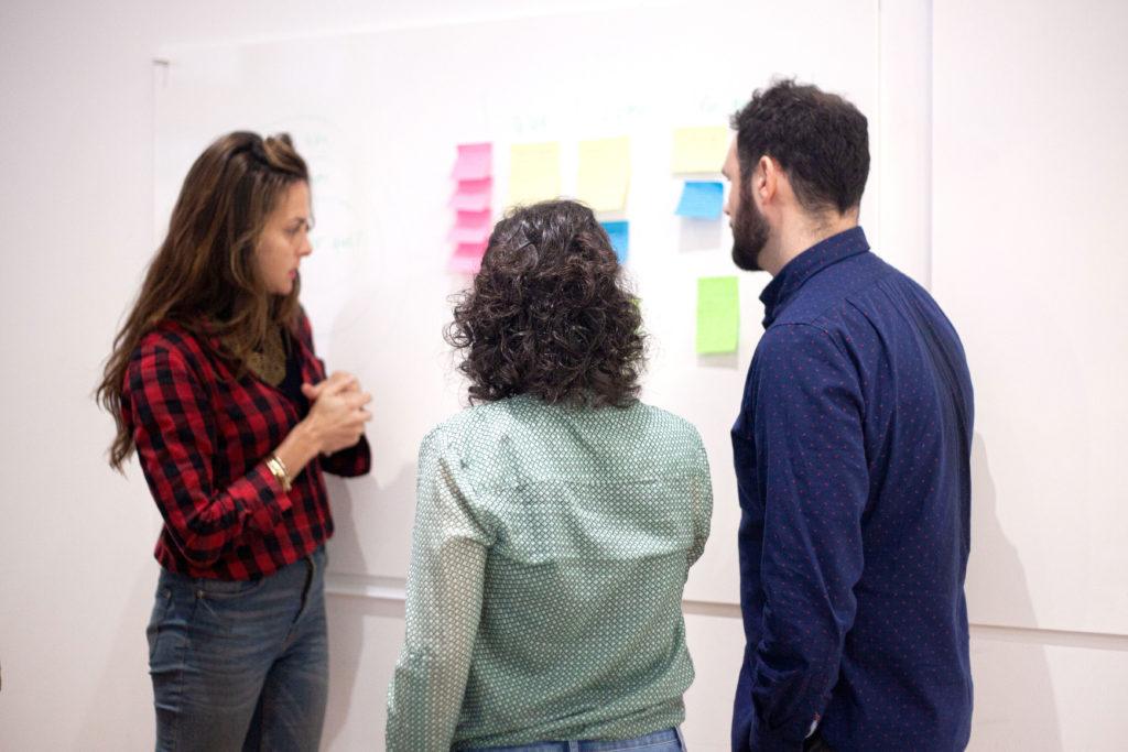 Design workshop voting